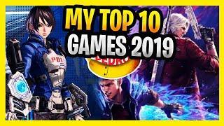 Top 10 Games 2019 My Favorite Video Games In 2019