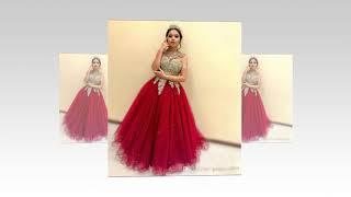 Top 10 Stylish Party Wear Dress Collection For Girls 2020