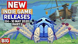 NEW Indie Game Releases: 04 - 10 May 2020 – Part 2