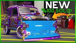 (PS) NEW!! %100 SOLO MASSIVE Car Duplication Glitch Working NOW! (GTA 5 Online Money Glitch)