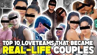 TOP 10 FAMOUS CELEBRITY LOVE TEAMS THAT BECAME REAL-LIFE COUPLES