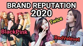 Top 10 K-pop Girl Groups that ranked at Girl Group Brand Reputation Rankings September 2020