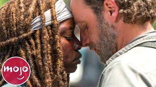 Top 10 Romances on The Walking Dead
