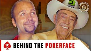 How legendary POKER PROS read poker HANDS ♠️ Best of The Big Game ♠️ PokerStars