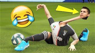 BEST FIFA 20 FAILS - FUNNY MOMENTS #4 (FAILS,GOALS AND SKILLS COMPILATION)