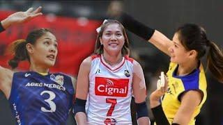 Top 10 Powerful Quick Attacks (PART 4)   PHILIPPINE WOMEN'S VOLLEYBALL