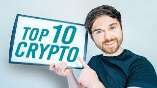 How To Become Rich (My Top 10 Crypto)
