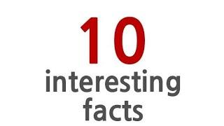 Top 10 Interesting facts in Telugu