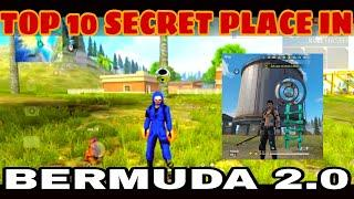 BERMUDA REMASTERED HIDDEN PLACE || TOP 10 SECRET PLACE IN BERMUDA 2.0