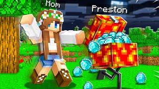 7 Ways to Steal Your Mom's Diamonds in Minecraft!