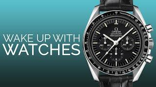 Omega Speedmaster Professional & Rolex Cellini Moonphase: Omega Watches vs Rolex & Watches to Buy