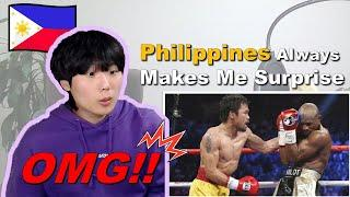 My No.1 Charming Country | Top 10 SHOCKING Facts about Philippines | Filipino Facts | REACTION