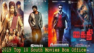 2019 Top 10 South Indian Movies Worldwide Box Office Collection & Verdict