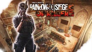 R6 RANKED LIVESTREAM [GER/PC] [LIVE] Road to 11k Abos