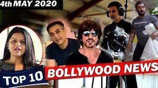 Top 10 Bollywood News 4th May Salman Khan Shahrukh Khan Rishi Kapoor