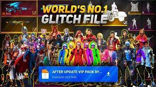 Matchmaking Problem Solved Glitch❗Free Fire VIP Glitch Pack❗Dress Glitch Free Fire❗New VIP Glitch FF