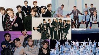 Top 20 Most Famous Kpop Boy Group Brand Reputation Rankings for May 2021