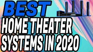 Best Home Theater Systems in 2020| Top Home Theater Systems