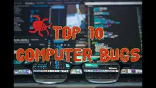 TOP 10 computer bugs in software history