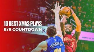 From Ankle Breakers To Clutch Shots, Ten Of The Best Christmas Day Plays | B/R Countdown