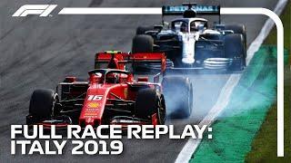 F1 REWIND - 2019 Italian Grand Prix, Full Race Replay | Pirelli