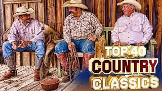 Top 40 Classic Country Gospel Songs Playlist Of All Time - Top Old Christian Country Music 2020