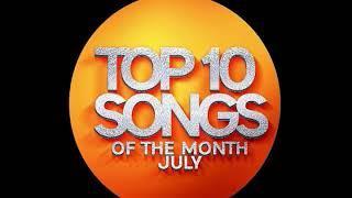 Top 10 Songs of the Month(July) - iPraiz Arena