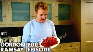 Gordon Ramsay Learns About Mutton | The F Word Full Episode