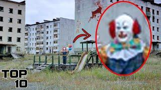Top 10 Abandoned Cities You Shouldn't Visit - Part 2