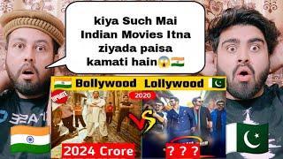 Top 10 Highest Grossing Movies INDIA VS PAKISTAN | Shocking Pakistani Reaction |