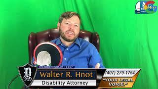 #3 OF TOP 10 Lies People Tell Themselves While Applying For Social Security Disability Benefits.