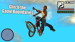 GTA San Andreas Best Glitches 4