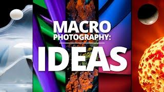 TOP 5 Macro Photography Ideas for 2020