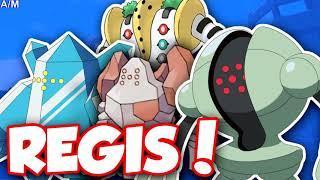 Top 10 Thủ Lĩnh Pokemon huyền thoại trong Thế Giới Pokemon