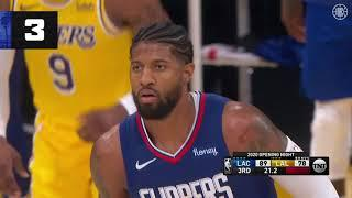 Paul George's Top 30+ Point Games in 2020-21 Season | LA Clippers