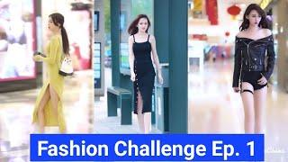 Fashion Challenge Tik Tok | Douyin China | Girl's Style # Ep. 1