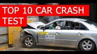 TOP 10 MOST EXPENSIVE CAR CRASH TEST BEST CAR CRASH VİDEO