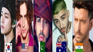 (2021)Top 10 Handsome Men in the World (handsome face)