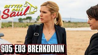 "Better Call Saul Season 5 Episode 3 Review | ""The Guy for This"" Recap"