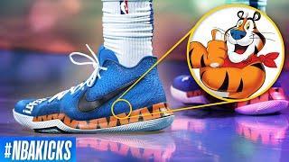 Top 10 Sneakers in the NBA #NBAKicks - Week 9
