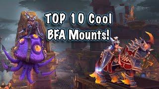 TOP 10 COOL BFA MOUNTS (imo) Jessiehealz