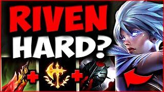 Teaching YOU the *HARDEST* Matchup of Riven! (Challenger Riven Guide) - League of Legends