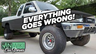 Here's why the WORST thing to buy a teenager is a 4WD truck