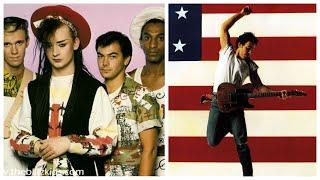 USA & UK Top Single & Album of Each Year 1980-89