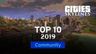 Top 10 Mods and Assets of 2019 with Biffa | Mods of the Year | Cities: Skylines