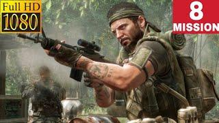 CALL OF DUTY BLACK OPS Campaign Gameplay Walkthrough Part 8 FULL GAME [PC] - No Commentary