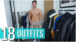 18 Simple & Easy Outfits For Men | Men's Autumn Outfit Ideas 2019