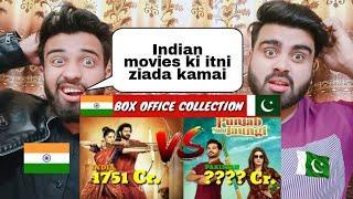 Top 5 Highest Growing Movies Indian Vs Pakistani Movies Reaction By |Pakistani Bros Reactions|