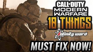 Top 10 Things That Need To Change In Modern Warfare RIGHT NOW! | Its Dying! | Activision Surveys!