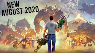 Top 10 NEW Games of August 2020